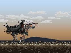 A Grim Endless Runner Game Was Featured on NewsWatch Television on January 30, 2015