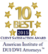 "Michael L. Saile, Jr. Again Named one of the ""10 Best"" Pennsylvania DUI/DWI Lawyers"