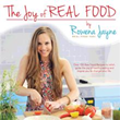 Author Rowena Jayne shares 150 raw food recipes from journey from...