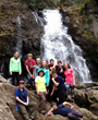 Old Trail School Grade 7 Students in Tremont 2015