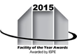 ISPE Announces 2015 Facility of the Year Award Winners