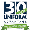 Uniform Advantage Celebrates 30 Years of Healthcare Uniform Success