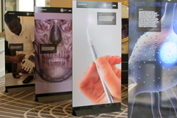 Posters highlighting significant technologies, applications, and pioneering scientists in the field are part of the SPIE observance of the United Nations International Year of Light.