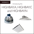Noribachi Introduces New Highbay LED Lighting Fixtures