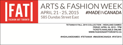 Tetiana K at Fashion Art Toronto