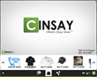 Cinsay Launches Expanded Corporate Web Site Showcasing New Features for Monetizing Video Content