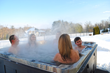 The Ultimate Affordable Luxury Gift this Christmas is a Hot Tub!