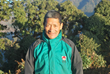 Indra Bahadur Gurung, Red Panda Network's most senior Forest Guardian