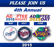 Mixed Roots Foundation Teams Up with LA Dodgers, LA Sparks & MN...