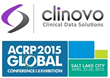 Clinovo Presents at ACRP 2015 in Salt Lake City, Utah on April...