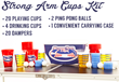 Strong Arm Cups, the Better Beer Pong Kit, is Now Funding on...