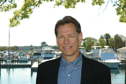 Traverse City Tourism President/CEO Brad Van Dommelen