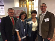 Pictured left to right: Whitey Mason, Terri Walker, Traci Dower, Justin Vondenhuevel