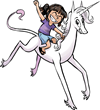 Universal Uclick Launches Phoebe and Her Unicorn in more than 100...