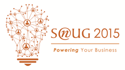 SNUG 2015 - Powering Your Business