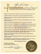 Mayor Proclamation