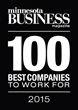 "Loffler Companies Named One of the ""100 Best Companies to Work for in Minnesota"" for Fourth Consecutive Year by Minnesota Business Magazine"