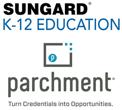 SunGard K-12 Education and Parchment Logos