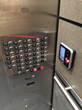 Suprema BioStation T2 in elevator for access control