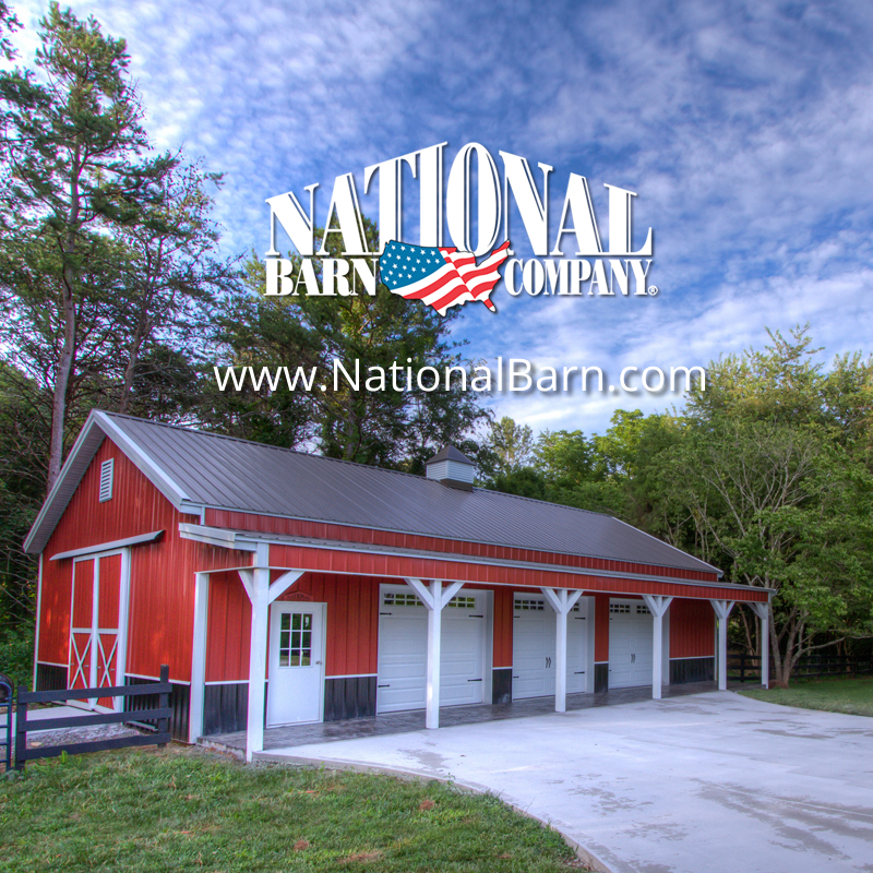 National Barn Company Announces Best Time To Build During