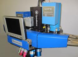 Motorized movement, multiple sensors, NIR and MWIR objective lenses