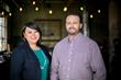 Ann Thai and Loren Goodwin, managing partners of Newberry Market in Oakland (credit Nikki Ritcher)