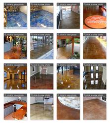 Concrete Stain Concrete Floor Paint