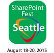 SharePoint Fest announced for Seattle Washington August 18-20