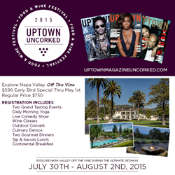 UPTOWN Uncorked Food & Wine Festival