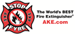 STOP-FYRE® - AKE Safety Equipment