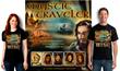 Mystic Traveler Trilogy Logo T's