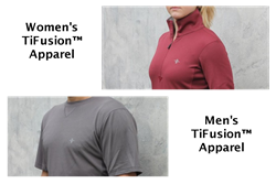 Vargo TiFusion™ Apparel Available in Men's and Women's