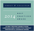 Mettler-Toledo TDL Analyzers Receive Award from Frost & Sullivan for Competitive Strategy Innovation & Leadership