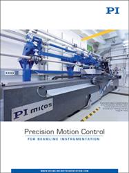 2015 Beamline Instrumentation Catalog – Precision Motion Control