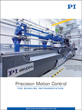 PI's New Applications Motion Systems Brochure for Scientific Research