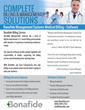 Bonafide Management Systems Orthopedic Solution
