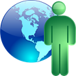 Generic, Globally Recognized Domain Name Provides Instant Brand...