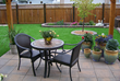 Reclaim an underused outdoor living space with synthetic grass by ForeverLawn