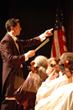 Troy Quinn conducting