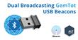 PassKit Introduces Dual-Broadcasting GemTot USB Beacons