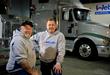 Ice Road Trucker, Hugh Rowland, Vlad Pleskot