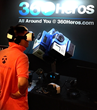 360Heros Exhibiting Complete Virtual Reality 360 Video Workflow at NAB