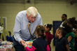 GCF Presents Students in Eastern NC With New School Supplies
