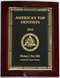 Dr. Michael J. Wei, DDS - NYC Cosmetic Dentist - Awarded America's Top Dentist in 2015