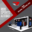 RDX Sports at FIBO from 9th April – 12th April 2015