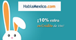 10% Egg-stra Mobile Credit for International Calls and SMS to Mexico...