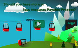 Should you have more or less accounts payable process