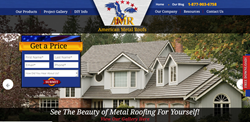 American Metal Roofs Website | Michigan