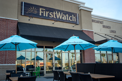 First Watch Restaurant Exterior