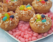 Image: Jelly Belly Nest Cookies